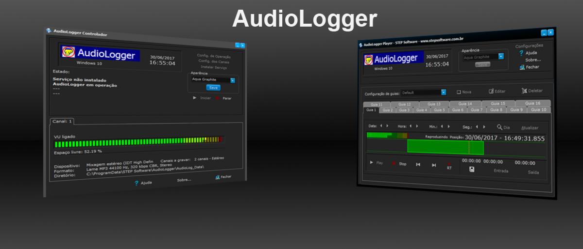 Link permanente para: AudioLogger